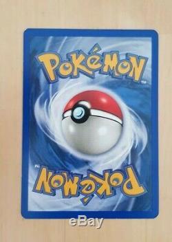 Brillant Kabutops (108/105) Neo Destinty Secret Rare Holo Carte Pokemon Menthe