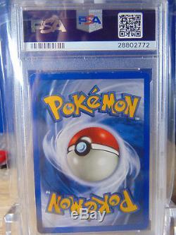 Brillant Tyranitar 113/105 Neo Destiny Psa 8 Près De Mint Rare Holo Pokemon Card