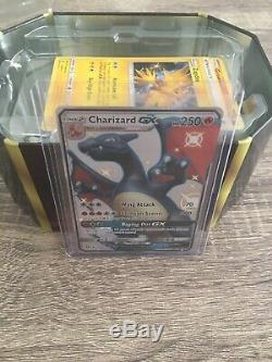Caché Parques Charizard Gx Sv49 / Sv94 Brillant Ultra Rare Avec 10 Autres Cartes