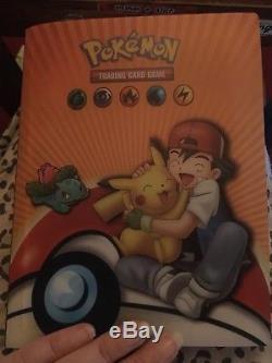 Cartable Complet De Cartes Pokémon Originales, Holos, Rares, Réversibles, Promos, Cartes Ex / Gx
