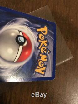 Carte D'erreur Pokemon No Damage Nintales Rare