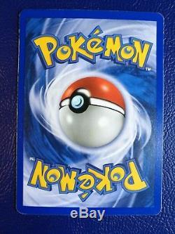 Carte De Pokemon Crystal Charizard 146/144 Feuille De Holo Rare 2003 Skyridge