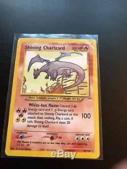 Carte De Pokémon Nm Nouveauté 107/105 Charizard Holo Ultra Rare