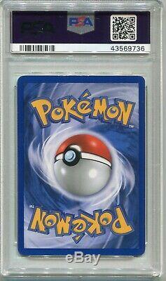 Carte Pokemon 1ère Édition Lugia Holo Neo Genesis 9/111, Psa 8 Nm-monnaie