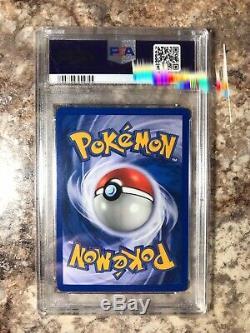 Carte Pokemon 1ère Édition Neo Genesis Lugia Holo Psa 10