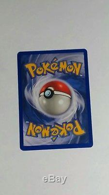 Carte Pokemon Charmeleon Rare -near Mint Condition 1995 24/102