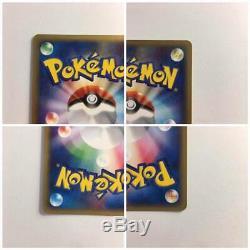Carte Pokémon Cristal 4 Type Charizard Lugia Hou-oh Kabutops Set Rare