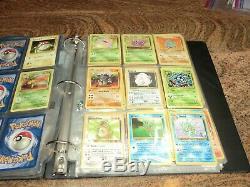 Carte Pokemon Énorme Lot De Base Jungle Fossile Set Rare Holo 1999 Vtg Est Agréable De 100