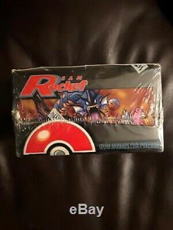 Carte Pokemon Équipe Rocket Scellé Boîte Booster Nouveau! Wotc Vintage 36 Packs Rare
