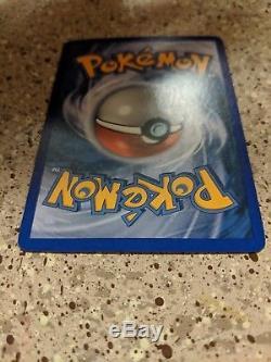 Carte Pokémon Gold Star Umbreon Pop Series 5! Très Rare! Près De La Menthe