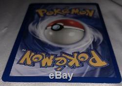 Carte Pokémon Mewtwo Holo - 1995 Objet De Collectionneur Rare Et Authentique # 10/102 Livraison Gratuite