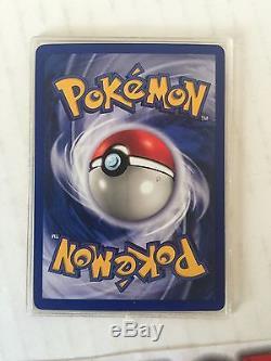 Carte Pokemon Mewtwo Holo Shadowless 10/102 Base Set Rare Menthe Non Psa Non Joué