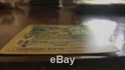 Carte Pokémon Raichu Shadowless 14/102 Holo 1st Edition Rare Base Set 1999
