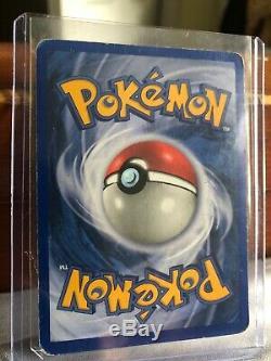 Carte Pokémon Rayquaza Gold Star 107/107 Ex Deoxys Ultra Rare HP En Bon État