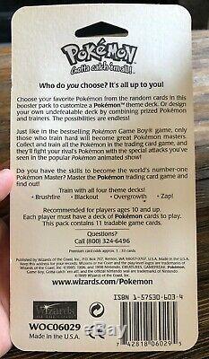 Carte Pokemon Shadowless Art De Base Booster Ultra Rare Blister / Blastoise