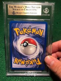 Carte Pokemon Team Rocket 1st Ed Bgs 10 Très Rare Dark Charizard Holo