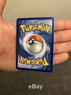 Carte Pokémon Umbreon Gold Star Rare Pop 5 17/17 Super Rare