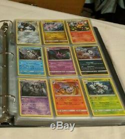 Carte Pokemon Vintage Binder Lot Shadowless, 1er Editions, Holos, Rares, Promos