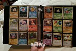 Carte Pokemon Vintage Collection Binder Holo, 1ère Édition, Rare, Promo