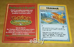 Carte Promotionnelle Pokemon Black Star # 41 Stade Chance (scellée) Ultra Rare