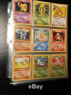 Cartes Complètes Pokemon Set De Base 2 Set Complet Nm-mint 130/130 Holo Rares Wotc Charizard