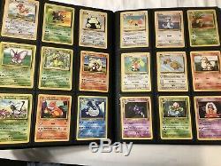 Cartes Pokémon Base 2 Complete Set Nm-mint 130/130 Holo Wotc Charizard Rares