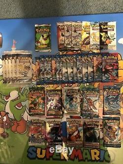 Cartes Pokemon Cartes Et Boosters Scellés Assortiment De Piles Gradées Psa Wotc Rare Star Holo