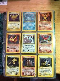 Cartes Pokémon Charizard, Charizard Brillant, 1999-2000, Rare, 1ère Édition