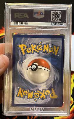 Cartes Pokémon Charizard Gx Sv49/sv94 Destins Cachés Psa 9 Mint