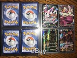 Cartes Pokémon Ex Gx Mega Collection Rare Holo Secret Rare, Ultra Rare Nm100% Real