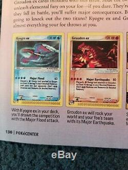Cartes Pokémon Incroyablement Rares Promo Étoile Noire Billet Eon Tcg Lot Nintendo Power