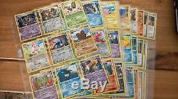 Cartes Pokemon Platinum Set Presque Complet Avec 3 Secrets Rares À L'état Neuf