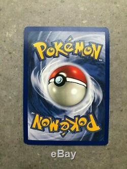 Cartes Pokémon Tcg Charizard 4/102 Rare Set Base De Holo Nm