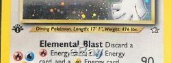 Cartes Quatre 1er Rare Édition Holographic Base Pokémon Charizard Lugia Ho-oh Nm-mt
