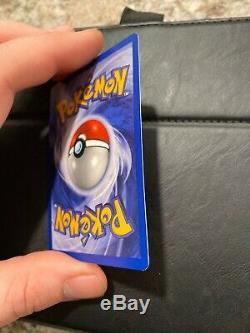 Charizard 1ère Édition Holo Rare Gym Carte Défi Pokemon De Blaine