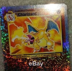Charizard 3/110 Legendary Collection Set Ultra Rare Holo Carte Pokemon Inversée