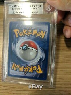 Charizard 4/130 Base 2 Bgs 8.5 Psa 8 Ou 9 Cartes Pokemon Wotc Ultra Rare