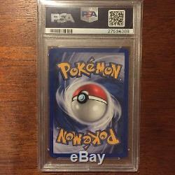 Charizard Ex Holo Rare 2004 Carte Pokémon 105/112 Feu Rouge Feuille Vert Psa 9 Mint