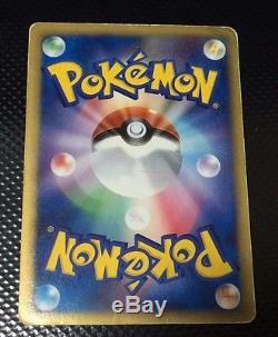 Charizard Gold Star Non Edition Pokemon Card 052/068 Très Rare