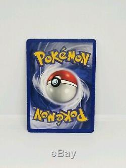 Charizard Shadowless De Base Holo Rare 4/102 Originale Pokemon Card Collection