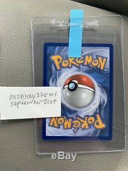 Charizard V Secrète Rare Psa 10 Champions Chemin 079/073 Brillant Fa Carte Pokémon