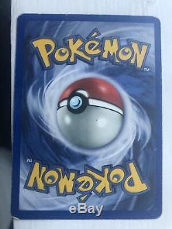 Charmeleon Original 1995 Rare Carte Pokemon Proche De L'état Neuf