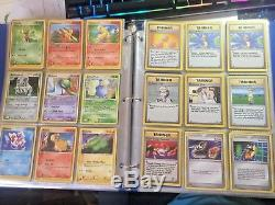 Collection De Cartes Pokemon Cartes Plus Anciennes Holos Ancient Mew Venusaur 1st Editions Rare