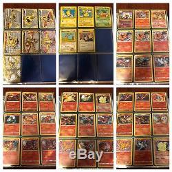 Collection De Pokémon Rare Avec Reliure 528 Cartes Total