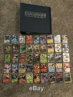 Collection Pokemon Lot Plus De 1000 Cartes Cartables, Classeurs, Secrets Rares, Arts Complets, Etc.