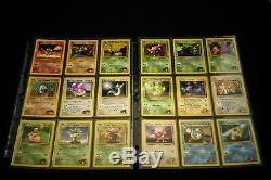 Complet Gym Heros Set 132/132 Pokemon Cartes! 2 X 1ère Édition Rares! Ex-m