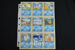 Complete Japanese Neo Genesis Set 2000 96/96 98 Cartes Pokemon Suivi Gratuit