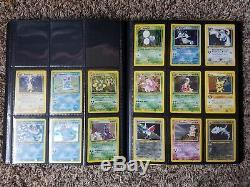 Complétez Le Jeu De Cartes Pokemon Neo Genesis 111/111! Ultra Rare, Épuisé! Lugia