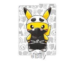Costume D`équipe Spéciale Boîte Pokemon Gx Pikachu Set Japon Avec Suivi