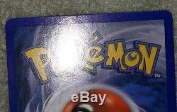 Cristal Hyporoi 148/147 Secret Rare Pré-ex Étoile Holo Foil Carte Pokemon Aquapolis